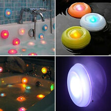 Underwater Color Change Floating LED Pond Pool Spa Hot Tub Light Ornate Best