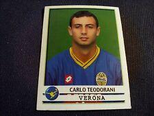 Figurina Calciatori Panini 2001/2002 Aggiornamento HELLAS VERONA TEODORANI