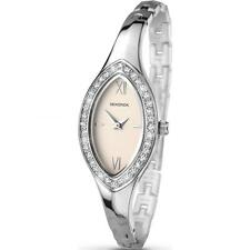 Ladies Sekonda 2059 Crystal Set Mother of Pearl Dial Stainless Watch RRP £49.99