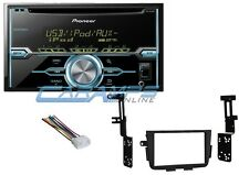 NEW PIONEER DOUBLE 2 DIN CAR STEREO RADIO CD PLAYER W INSTALL KIT FOR 01-04 MDX