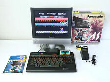 "Panasonic MSX2 FS-A1 Personal Computer Boxed ""Excellent ++"" Tested Japan!"