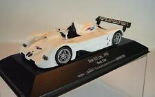 Vitesse / Onyx 1/43 BMW V12 LMR 1999 Testcar in Plexi-Box #1631