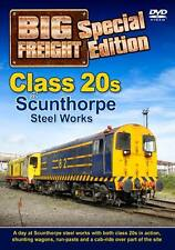 Class 20s at Scunthorpe Steel Works - Big Freight Special Edition *DVD