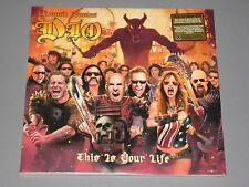 RONNIE JAMES DIO This is Your LIfe Various Artist Tribute 2LP NEW SEALED