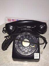 Vintage Black Dial Western Electric Telephone Phone