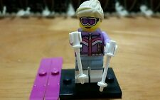 LEGO Minifigures Series 8 downhill skier 8833  Brand New & sealed