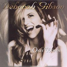 Only Words [Maxi Single] by Deborah Gibson (CD, Jun-1997, Jellybean Recordings)