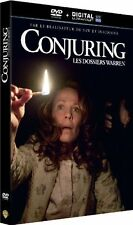 DVD *** CONJURING : LES DOSSIERS WARREN ***  ( neuf sous blister )