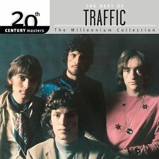 Traffic - 20th Century Masters (Best Of) (2003 Sealed CD)