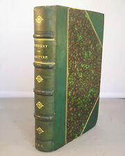 ADOLPHE D'ENNERY / MARTYRE ! / RELIURE 1/2 CUIR 1886 JULES ROUFF