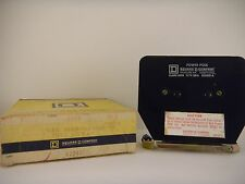 SQUARE D POWER POLE ADDER FOR TYPE S SIZE 0 & 1, 9999 SB-6 *NEW SURPLUS IN BOX*