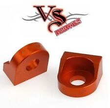 Apico REAR AXLE BLOCKS KTM SX65 02-15 ORANGE