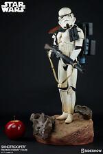 Star Wars 1/4 Scale Premium Format Figure Sandtrooper Sideshow