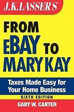 Gary W Carter - J K Lassers From Ebay To Mary (2005) - Used - Trade Paper (