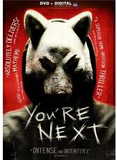 You're Next [Includes Digital Copy] [UltraViolet] (2014, REGION 1 DVD New) WS