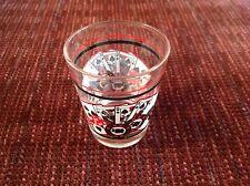 Shotglass Shot Glass Poker Cards Casino Chips Gambling Liquor