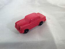 Vinyl Line Mercedes Benz 250 Vynil Gummi W. Germany Model Car (Red)