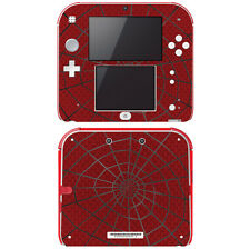 Vinyl Skin Decal Cover for Nintendo 2DS - Spiderweb