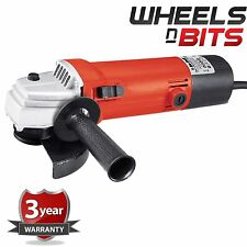 "500W Electric Angle Grinder 4.5"" 115mm Heavy Duty Cutting Grinding with Warranty"