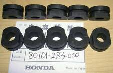 Honda CB450 CB750 10-pack of rubber fender, speedometer grommets 80101-283-000 U