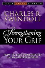 Strengthening Your Grip (Walker Large Print Books)