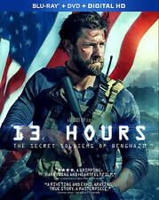 13 Hours: The Secret Soldiers of Benghazi (Blu-ray/DVD/Digital) w/ Slipcover