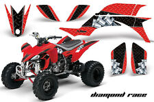 Yamaha YFZ 450 AMR Racing Graphics Sticker YFZ450 Kit 04-08 Quad ATV Decals DRRB