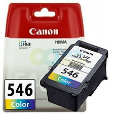 Genuine Canon CL-546 Colour Ink for Pixma MG2450 MG2550 MG2950 MG3050 MG3051
