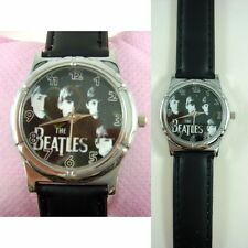 The Beatles Man Boy Girl Child Quartz Wrist Watch Wristwatch FREE SHIP