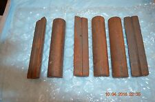 Emperor Grandfather Clock weight inserts for 3 weights NOS for project or parts