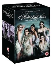PRETTY LITTLE LIARS COMPLETE SEASON 1 2 3 4 5 6 BOXSET 1-6 REGION 4 33 DISC SET
