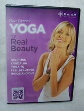 NEW - KUNDALINI YOGA FOR REAL BEAUTY DVD - STIMULATE ALL OF THE CHAKRAS  ; )