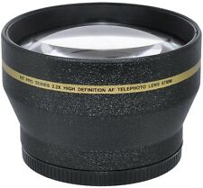67MM 2.2X TELEPHOTO ZOOM LENS FOR Canon EOS Rebel T5i DSLR WITH 18-135mm LENS