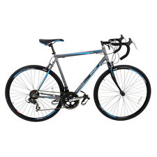 Mens Pro Rider Lithium Mens Lightweight Steel Road Racing Bike Shimano 14 Speed