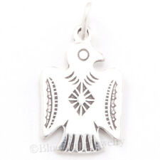 THUNDERBIRD South West Native American Indian Charm Pendant 925 STERLING SILVER