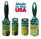 Dog Cat & Pet Hair Debris Removal Rollers & Refills- Giant Size or Extra Sticky