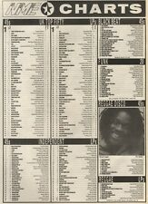 NME CHARTS FOR 26/1/1985 FOREIGNER: I WANT TO KNOW WHAT LOVE IS WAS NO.1