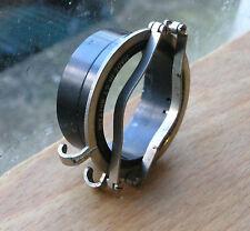 37mm 37.5mm push fit  sprung  lens hood shade pre war Bessa fit