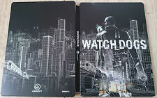 Watch Dogs : Steelbook Dedsecs Vide/Empty G1 [Collector - Ps4/XboxOne]