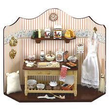 Reutter Porzellan Backstube Bakehouse Diorama Wandbild Puppenstube 1:12  1.790/1