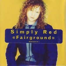 Simply Red Fairground (1995; 2 versions, cardsleeve) [Maxi-CD]