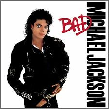 MICHAEL JACKSON - BAD - LP FACTORY SEALED 2016 REISSUE 180G VINYL