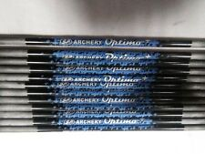 "12) SF archery carbon arrow shafts 30"" ID 4.2mm spine600 f Recurve bow shooting"