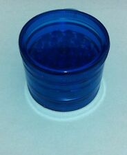 GRINDER FOR TOBACCO / DRY HERB SHARP TEETH PLASTIC 4 PARTS MAGNET EXTRA SPACE