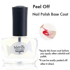 1 Stk Nagellack Nail Polish Varnish Nail Art Lack Base Coat Peel Off