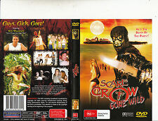 Scare Crow Gone Wild-2004-Ken Shamrock-Movie-DVD