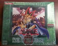 Yugioh Unlimited  Soul Of The Duelist English Booster Box  24ct L@@K