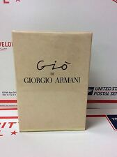 Gio De Giorgio Armani Classic Women Perfume EDP Spray 3.4 oz NIB Sealed Rare