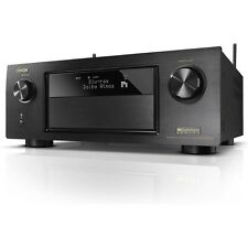 Denon AVR-X4100W  7.2-Ch. A/V Receiver with 4K and Dolby ATMOS (AVRX4100W)