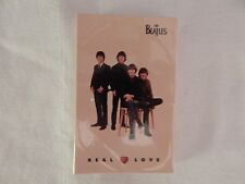 "The Beatles ""Real Love"" Cassette Single! BRAND NEW! STILL SEALED!!"